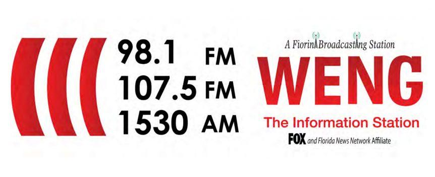 Weng Radio Station logo Englewood Florida